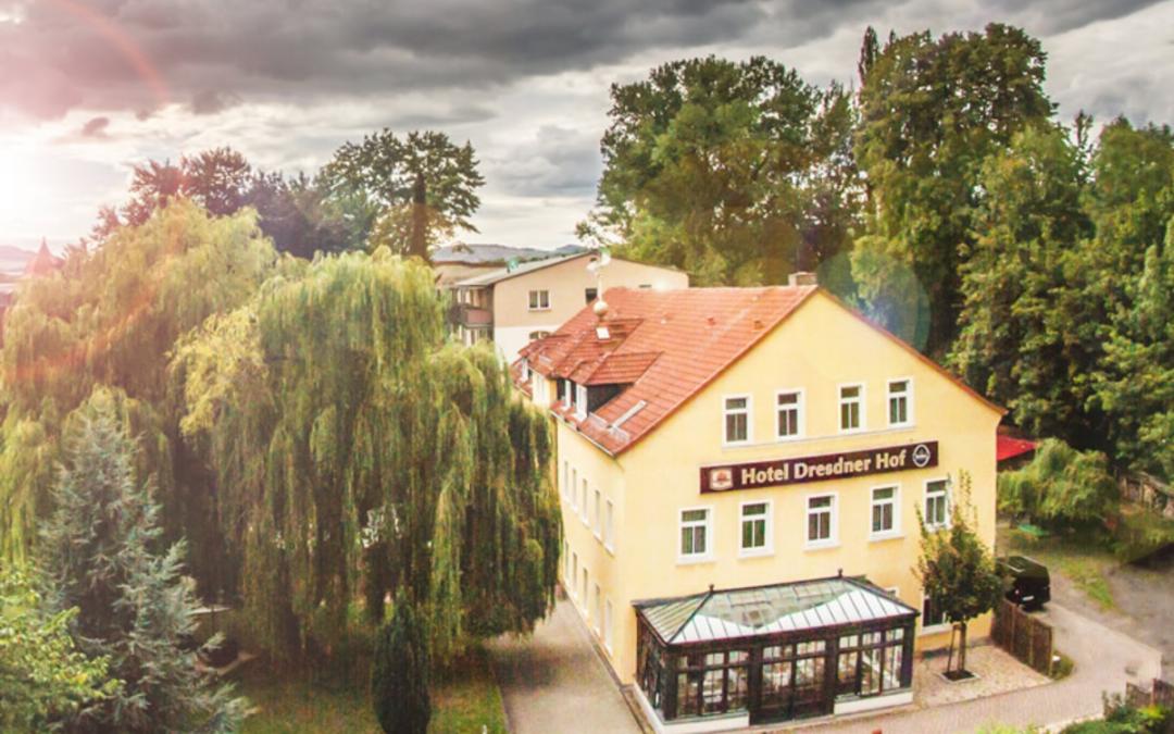 Hotel Dresdner Hof in Zittau