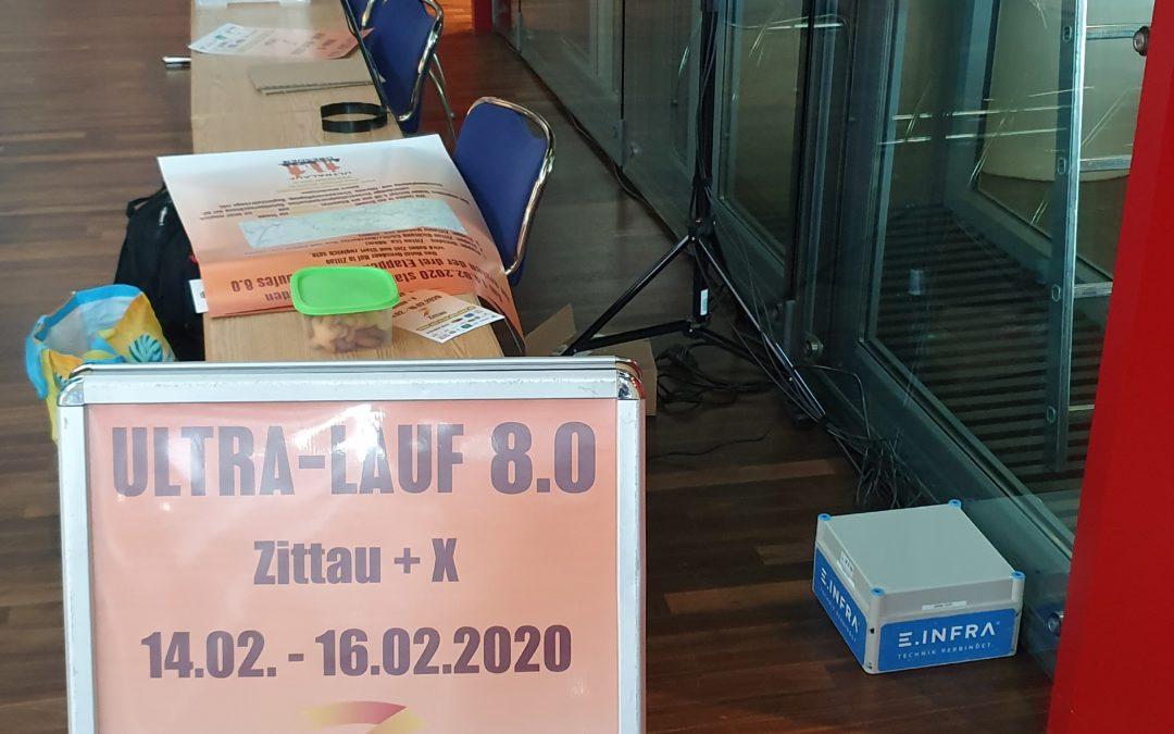Ultralauf 8.0 auf der Marathonmesse zum 21. DRESDEN-MARATHON