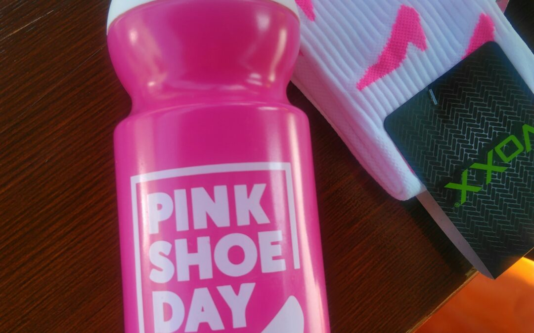 Pink Shoe Day 2021